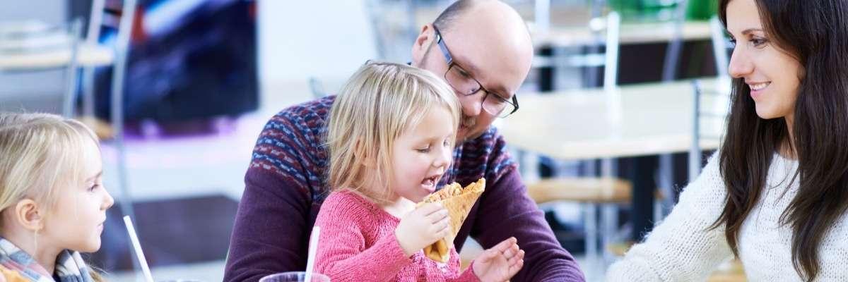 Observations of eating behavior