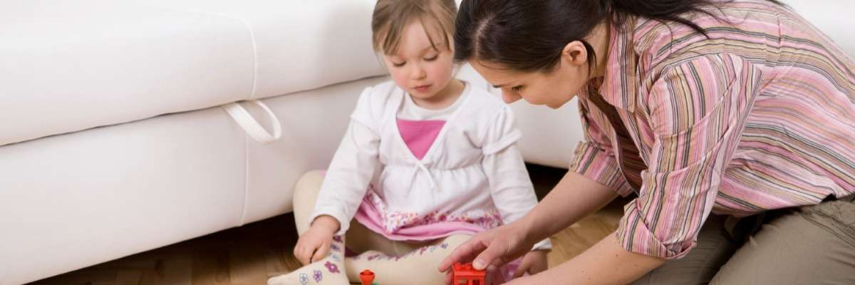 Parent-child interaction in autism: play behavior