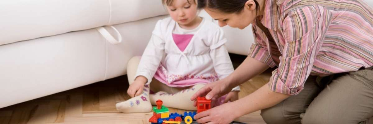 Parent – child interaction – research in a lab and on-site