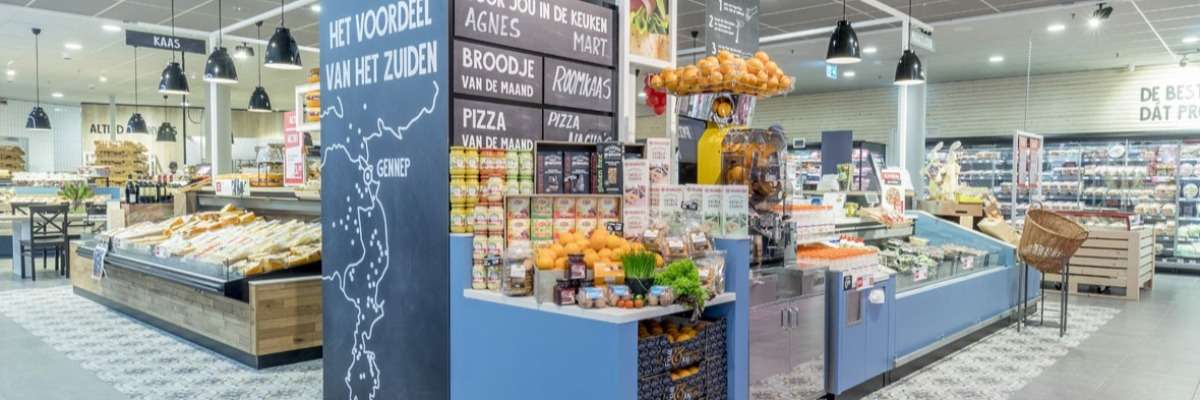 Retail analysis - Using TrackLab in a supermarket