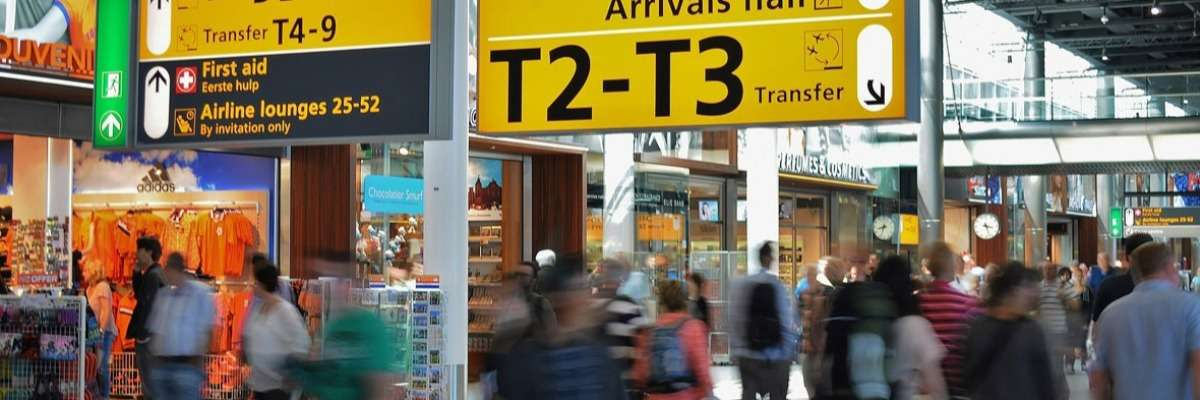 Shopping behavior analysis-  improving the shopping experience at airports