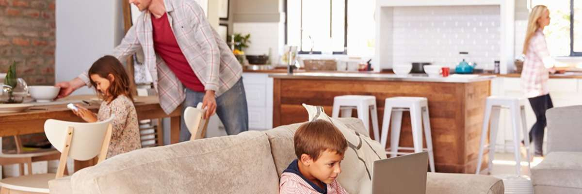 Video-recording children with ASD in-home